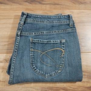 Chico's Platinum jean's